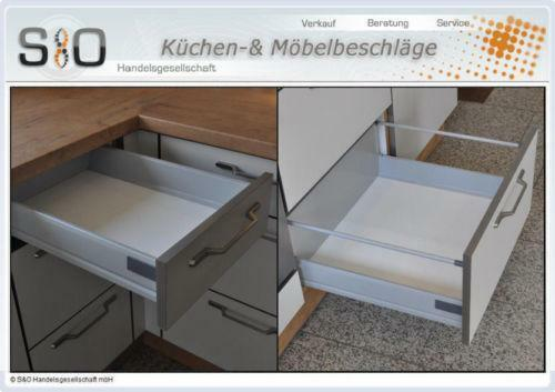blum tandembox g nstig online kaufen bei ebay. Black Bedroom Furniture Sets. Home Design Ideas
