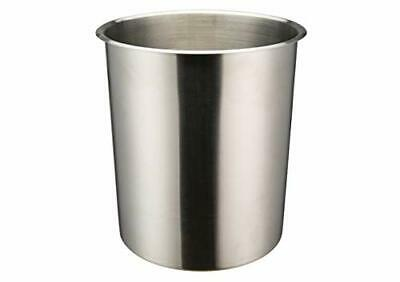 Winco Bamn-8.25 8.25-quart Stainless Steel Bain Marie Pot Double Boiler