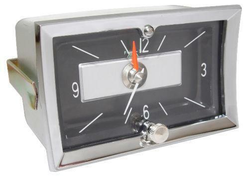 1957 Chevy Clock Ebay