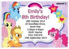 My Little Pony Greeting Invitations