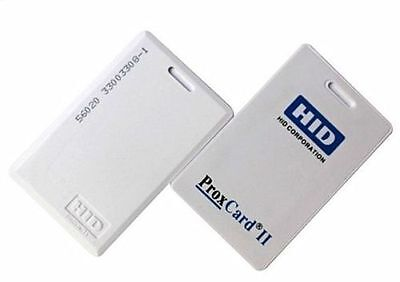 Hid 1326 Proxcard Ii Access Control Cards Key Fob 26 Bit 125 Khz 75 Pack