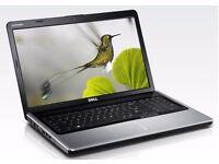 """Dell Inspiron 1750 / 17"""" / 4GB RAM / 320GB HDD / Windows 10"""
