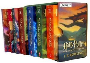 Harry Potter Book Collections