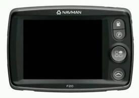 Navman F20 sat navigation/ untested / Selling on its own Navman F20 3.5-Inch Portable GPS Navigation