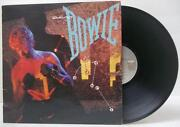 David Bowie Lets Dance LP