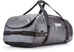 Thule Chasm XL-130L Duffel Bag, Dark Shadow Like New