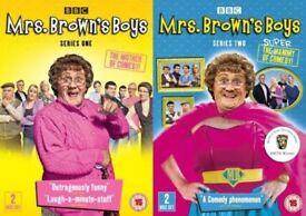 Mrs Browns Boys. Series 1&2