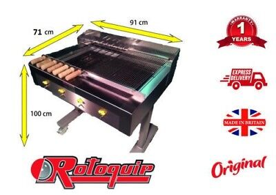 Gas-char Grill (COMMERCIAL CHARCOAL GRILL GRIDDLE / KEBAB GRILL NATURAL / BOTTLE GAS CHAR GRILL)