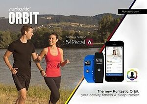 Runtastic Orbit 24 Hour Activity (Fitness and Sleep Tracker)