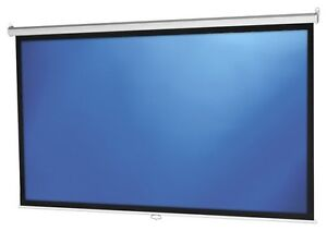 Projection Screens - New & Used, Manual and Motorized Electric