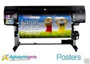 Laminated Poster Printing