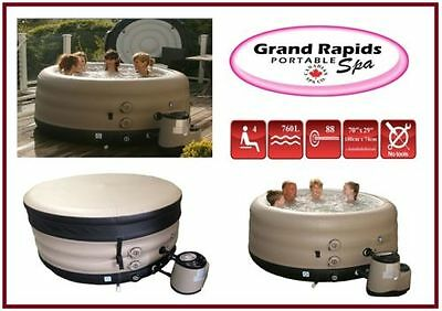 Grand Rapids Portable Spa by Canadian Spa Company