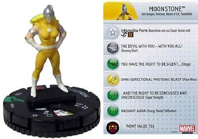 Marvel Heroclix Avengers Assemble MOONSTONE #031a