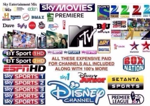 how to get free sky channels on skybox f5