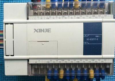 1pc Used Xinje Plc 32 Point Spread Xc-e32yt-e