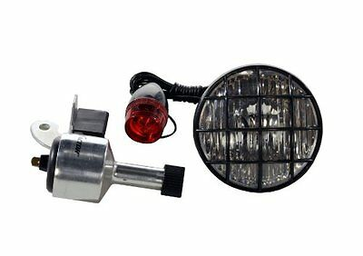 X Factor 3-Inch Bicycle Generator Light Set