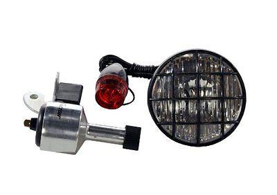 Изображение товара X Factor 3-Inch Bicycle Generator Light Set