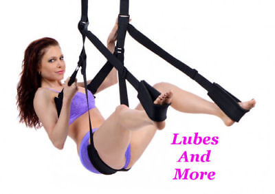 Lolo Padded Sexy Swing Fantasy Lover Couple Fun-Fetish-Swing - Fun Couple