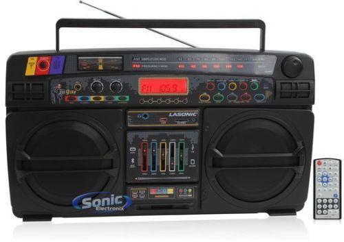 ghettoblaster portable stereos boomboxes ebay. Black Bedroom Furniture Sets. Home Design Ideas