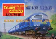 Triang Blue Pullman