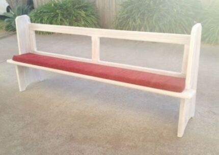Church pews - solid wood vintage pews - excellent condition Mornington Mornington Peninsula Preview