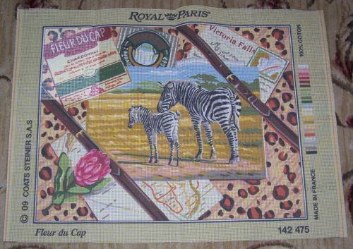 Royal Paris Needlepoint Canvas Ebay