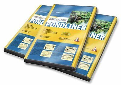 Pvc Fish Pond Liner 9' 9'' X 13' 1'' 20 Mil With 15 Yr Guarantee - 20 Mil Pond Liner