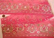 Embroidered Sari Lace