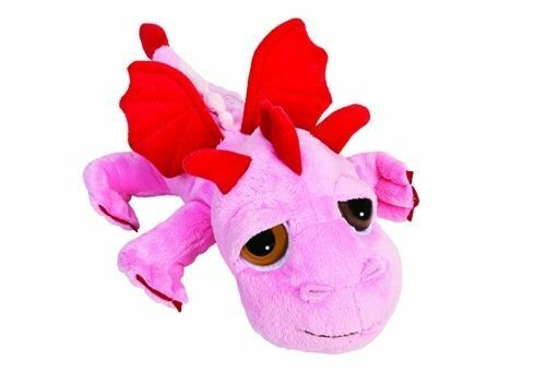 Li'l Peepers Medium Smoulder Pink Dragon