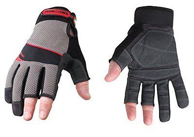 Youngstown Glove 03-3110-80-XXL Carpenter Plus Gloves,