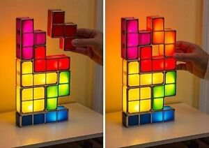 LED Tetris DIY Creative ConstructibleGame Style Stackable Lamp!! Kitchener / Waterloo Kitchener Area image 5