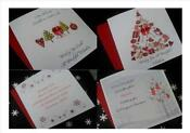 Handmade Christmas Card Pack