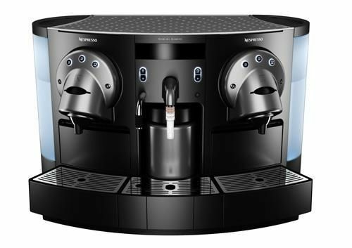 professional nespresso gemini cs 220 cs220 pro capsule coffee machine dual duo 2 twin no cs210. Black Bedroom Furniture Sets. Home Design Ideas