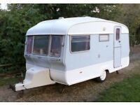WANTED: 2/3/4 BERTH CARAVAN TO USE AS HOME OFFICE