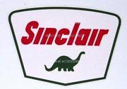 Sinclair Decal