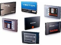 SSD 2.5 inch Sata SSD Hard Drive HHD laptop netbook desktop 60gb only £20 for a performance boost !