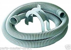 washing machine drain hose fitting