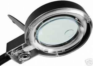 LIGHTED-MAGNIFYING-FLEXIBLE-GOOSENECK-DESK-LAMP-LIGHT