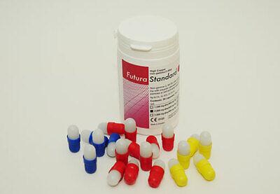 Dental Futura Standard Amalgam Capsules 2 Spill By Ardent