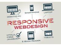 Website Designing - 39£ only