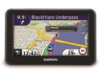 Garmin Sat Nav nüvi 50 UK and Europe Maps