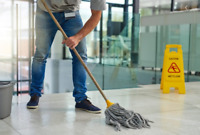 Light Commercial Cleaner – Great for students or as a second job