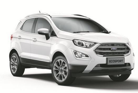 ford ecosport  tdci titanium  door diesel