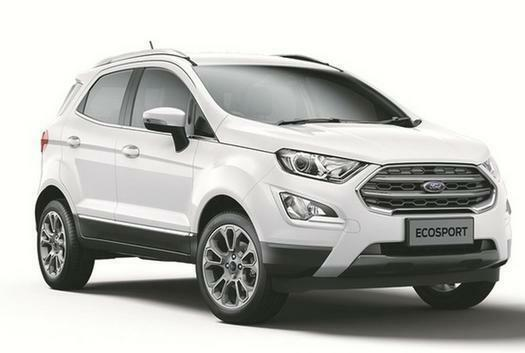 2018 ford ecosport 1 5 tdci titanium 5 door diesel hatchback in mansfield nottinghamshire. Black Bedroom Furniture Sets. Home Design Ideas