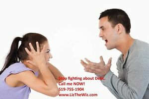 Stop fighting about Debt. Money for Homeowners. ODSP, All Welcom