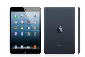 Apple Ipad Mini (a1455), 64gb, Wi-fi + 3g black Great Condition