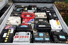 Used Batteries for car ute vans 4x4 at novo wreckers fr 20$ to$50 Bankstown Bankstown Area Preview