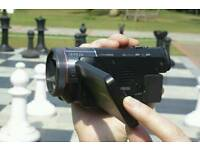 Panasonic HC-X900 Video Camera & Acessories