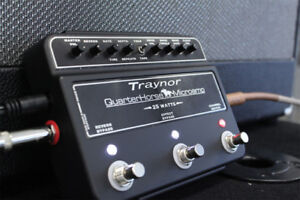 Traynor Quarter Horse fully functional amp with effects!