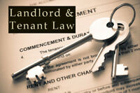 SMALL CLAIMS AND LANDLORD/TENANT MATTERS!